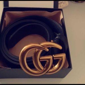 GG gucci belt